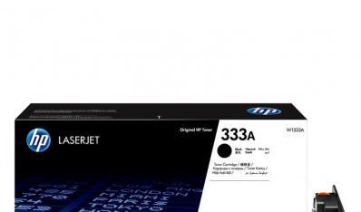 HP惠普原装333A黑色粉盒W1333A硒鼓黑白 适用于MFP M437n M437nda M439n M439nda复印机粉盒333X大容量