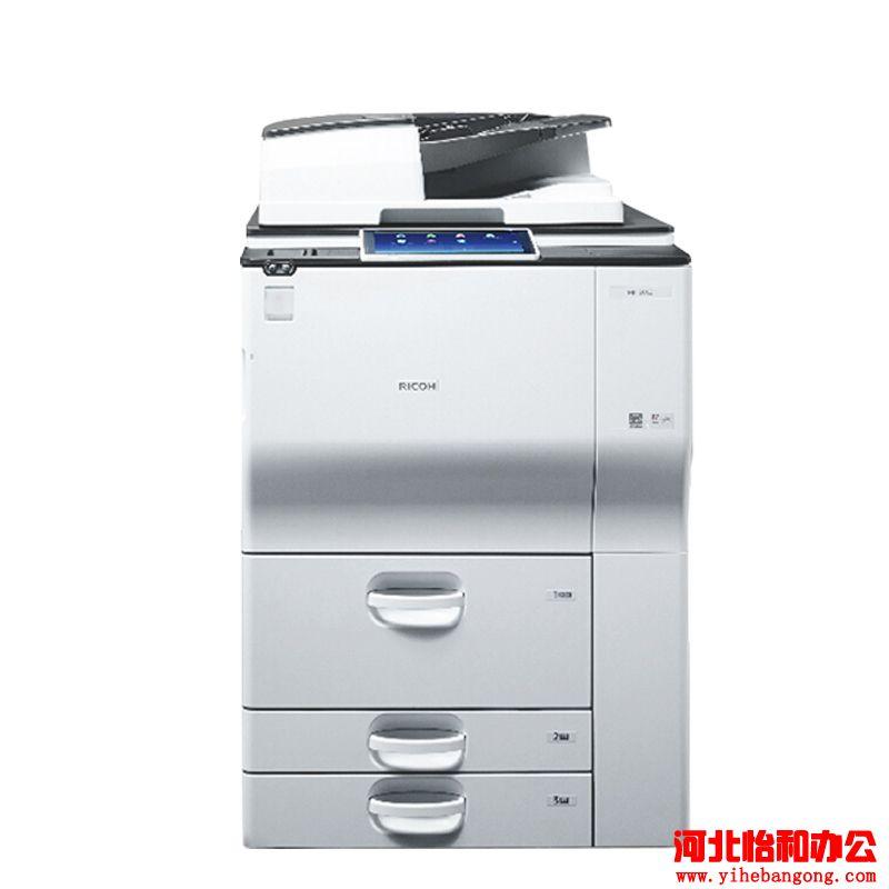理光打印机扫描到电脑
